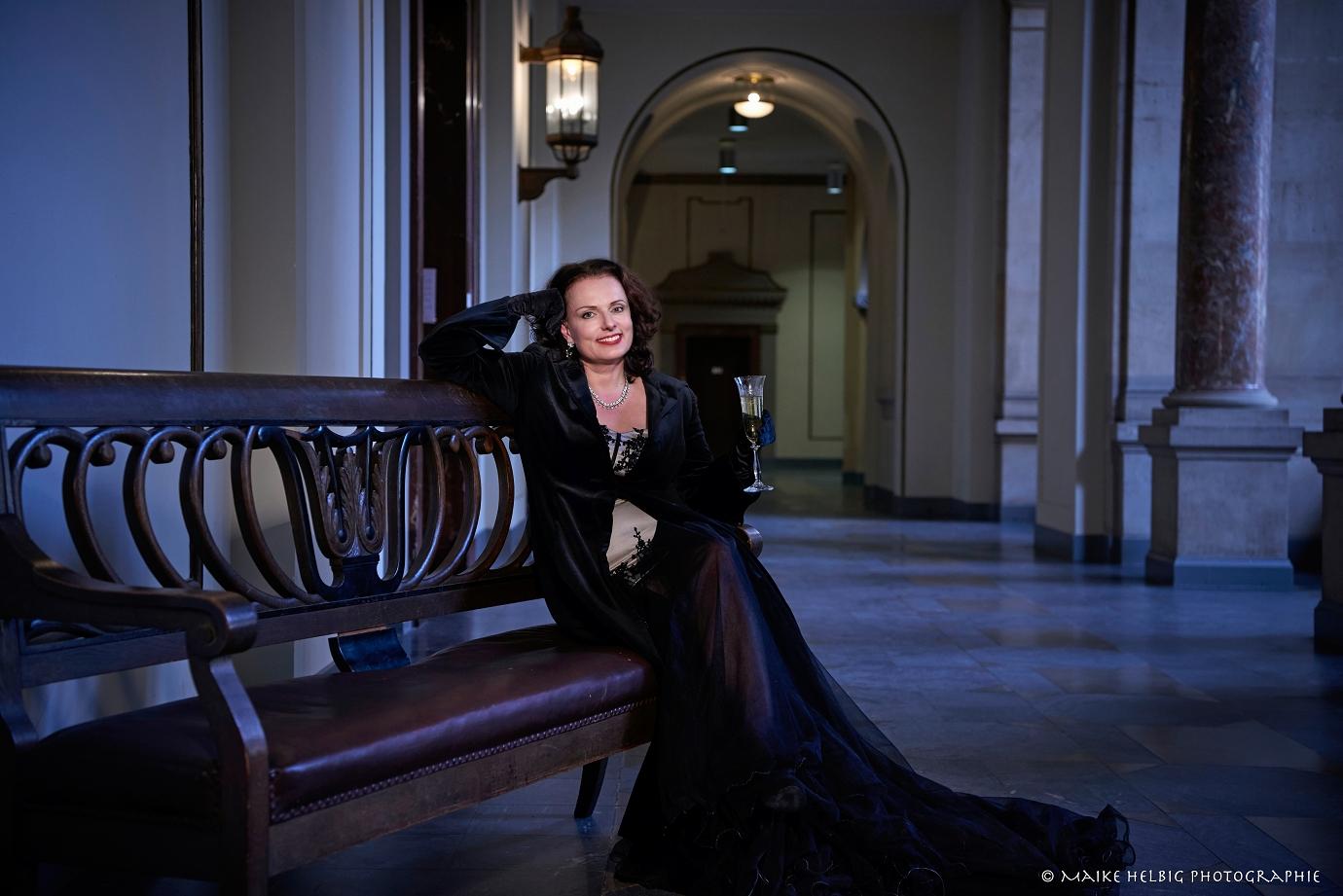 Hochzeitsfeier Katrin iltgen Hannover Musical-Swing-Pop-Klassik-Chanson